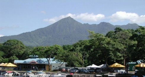 Volcán mombacho, volcanes de Nicaragua
