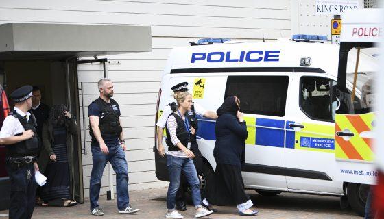 Londres, ataques terroristas