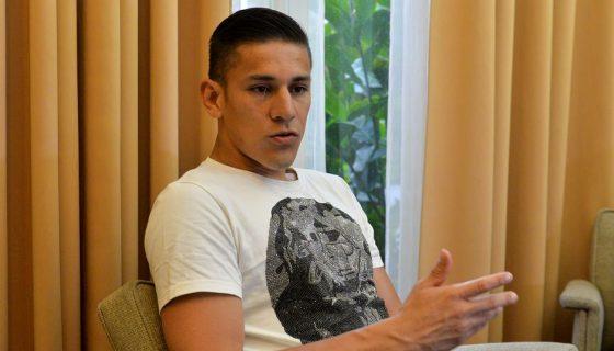 Óscar Duarte disputará su segundo Mundial de Futbol, el de Rusia 2018. LA PRENSA/Jader Flores