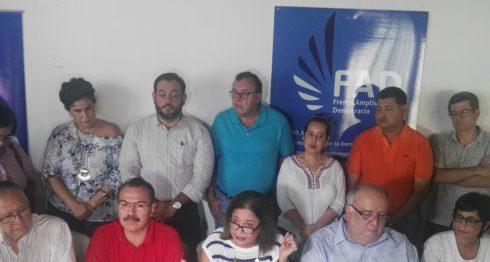 FAD, elecciones municipales, dictadura, Nicaragua