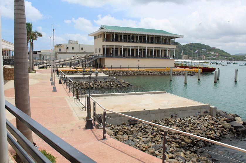 terminal en San Juan del Sur