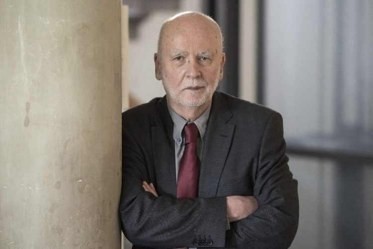 El escritor Adam Zagajewski, Premio Princesa de Asturias de Letras2017. LAPRENSA/EFE