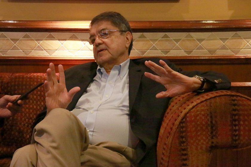Sergio Ramírez,. narcotráfico, corrupción, literatura