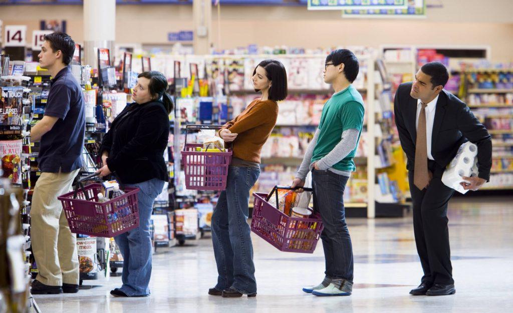 Se estima que en el negocio de los supermercados a nivel mundial los márgenes de utilidad neta apenas rondan entre 2.5 y 3 por ciento de sus ventas. LA PRENSA/ ARCHIVO