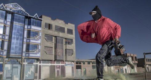 limpiabotas, Bolivia