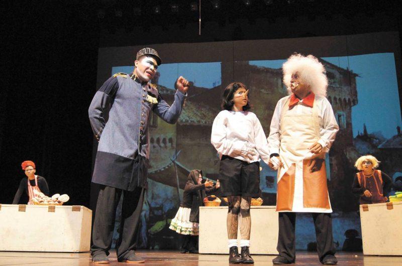 Obras de teatro para ninos en lima 2020