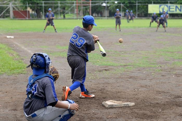 La Preselección de Beisbol Sub-12 tendrá juegos de fogueo el fin de semana. LA PRENSA/CARLOS VALLE