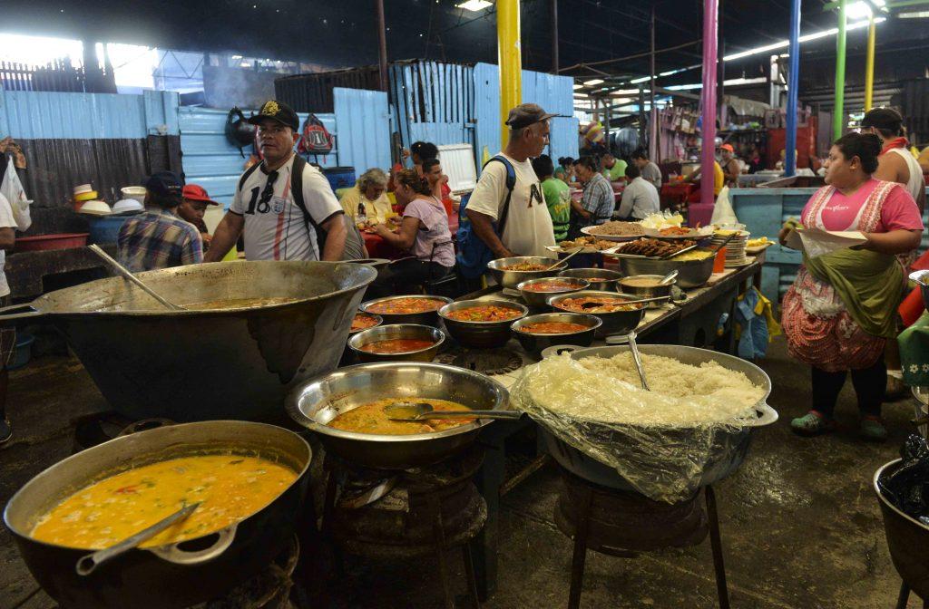 mercado oriental, el oriental, mercados de nicaragua