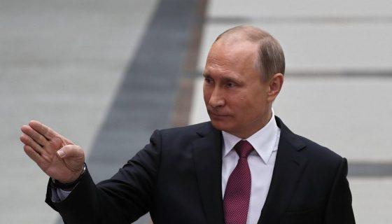 Rusia, armas químicas