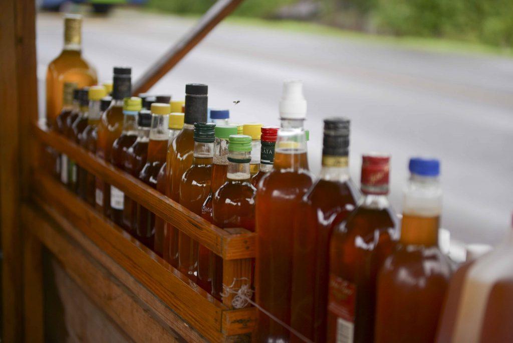 Boaco, miel de abeja, miel