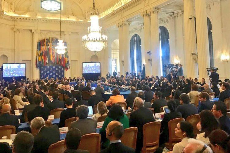 La dramática situación de Venezuela será abordada nuevamente en la OEA. LA PRENSA/ARCHIVO