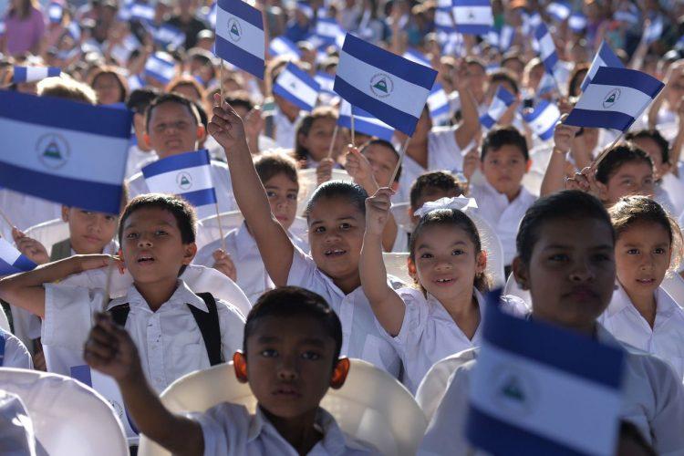 educación en Nicaragua, nICARAGUA, MATERIALES ANTIDISTURBIOS