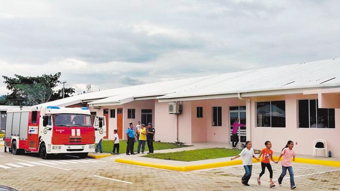 El Jícaro, hospital El Jícaro