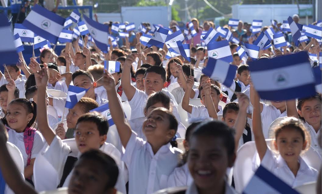 educación, Nicaragua,