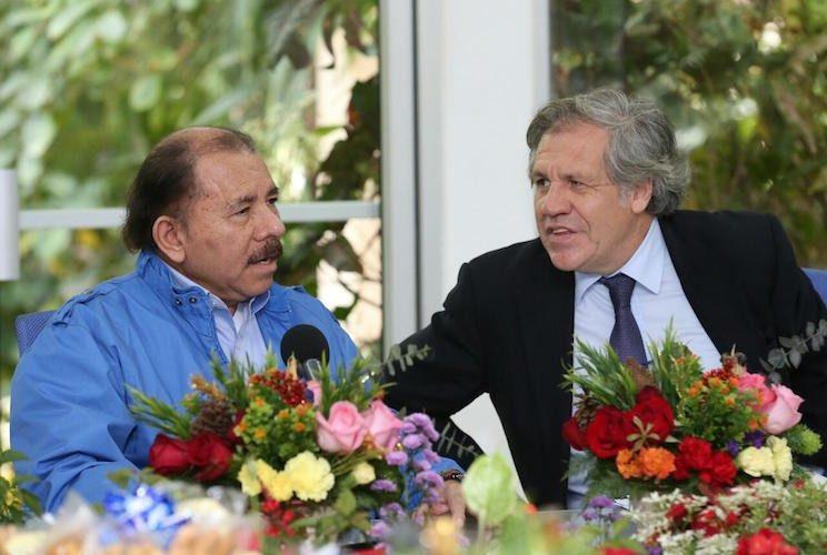Luis Almagro excluye a Nicaragua de su lista sobre las dictaduras en la región
