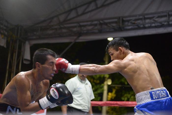"""Carlos """"Chocorroncito"""" Buitrago ha decidido instalarse en Costa Rica, en el gimnasio Fight Club, donde ha entrenado Román """"Chocolatito"""" González. Foto/Carlos Valle/LA PRENSA."""