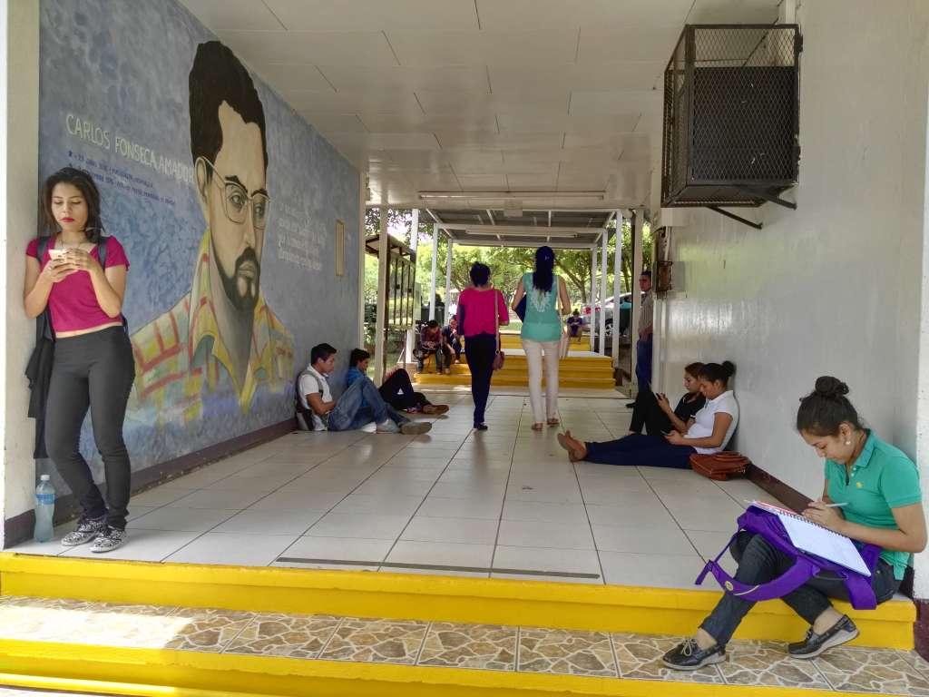 universidades nicaragüenses