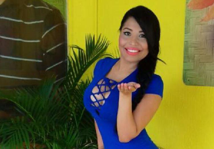 Ana Yanci Ruiz Fuentes, presentadora de televisión