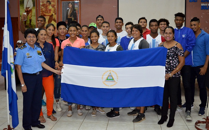 Atletismo nicaragüense