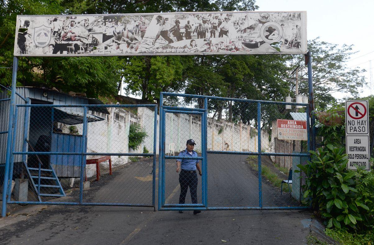 Policía Nacional, Policía de Nicaragua, el chipote, auxilio judicial
