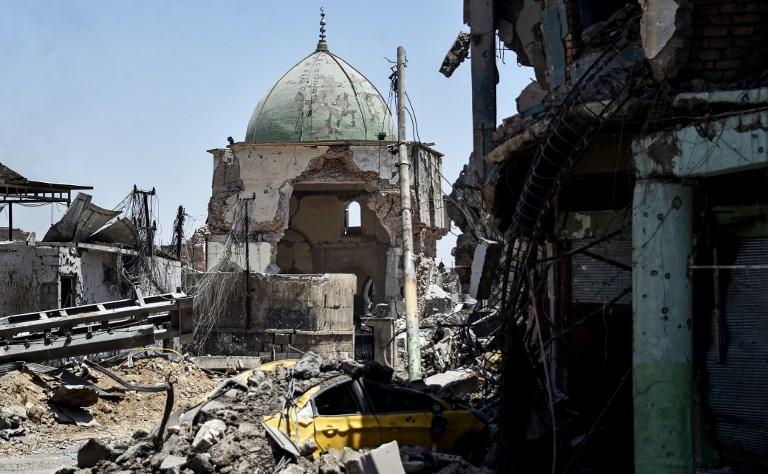 mezquita Al Nuri, mezquita, Estado Islámico, Irak, Mosul