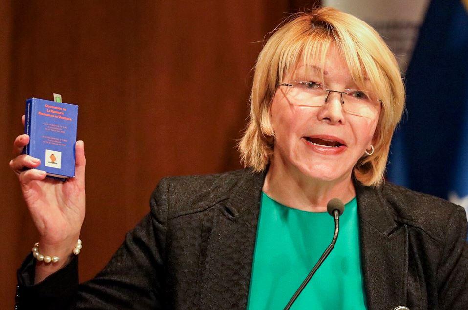 Luisa Ortega Díaz, Venezuela, medidas de protección, CIDH