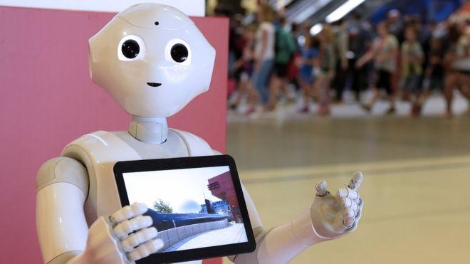 ciencia ficción, robots