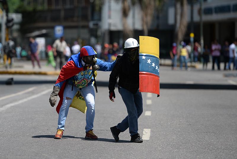 trancazo, Venezuela, protestas en Venezuela, muertos en protestas en Venezuela