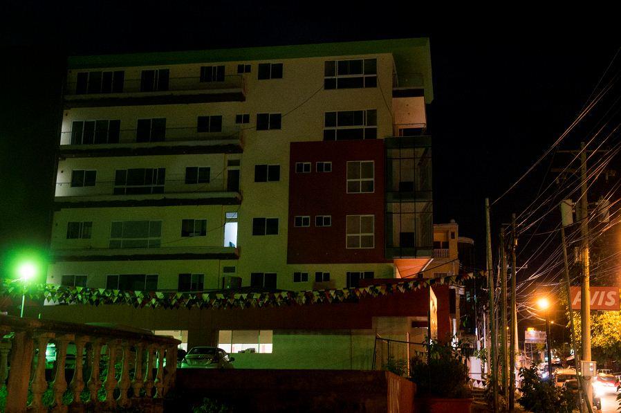 El condominio planes de Altamira fue otro condominio de lujo financiado con dinero del INSS. LA PRENSA/ JADER FLORES/ ARCHIVO