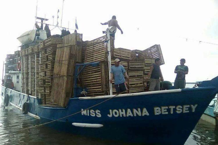 barco desaparecido en el Caribe, Costa Rica, Corn Island