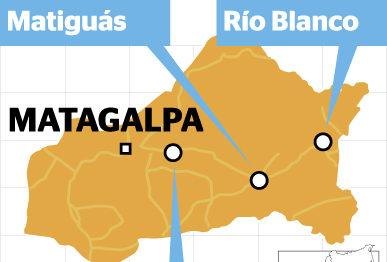 Matagalpa, víctimas mortales, muertes accidentales
