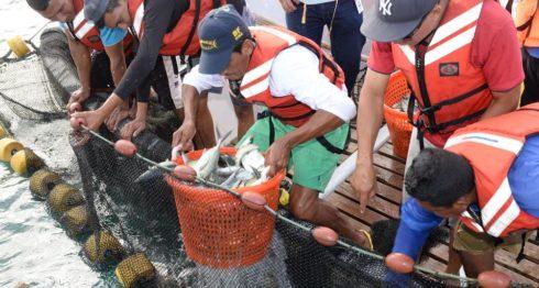 pesca en Nicaragua