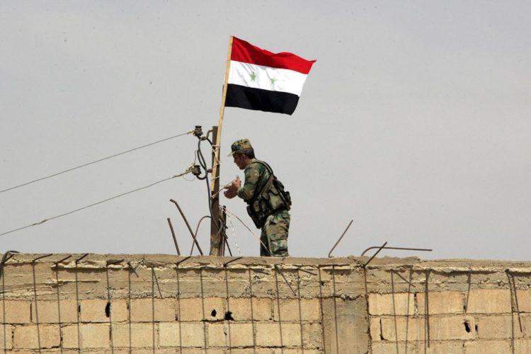 Siria, Estado Islámico,