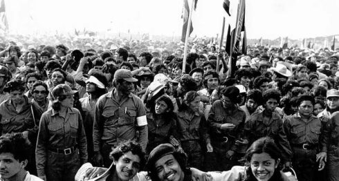 Gonzalo Carrión, fundador de la Juventud Sandinista 19 de julio.