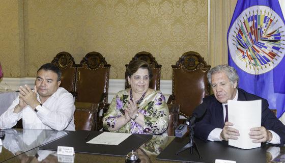 OEA, migrantes, derechos humanos, Parlacen