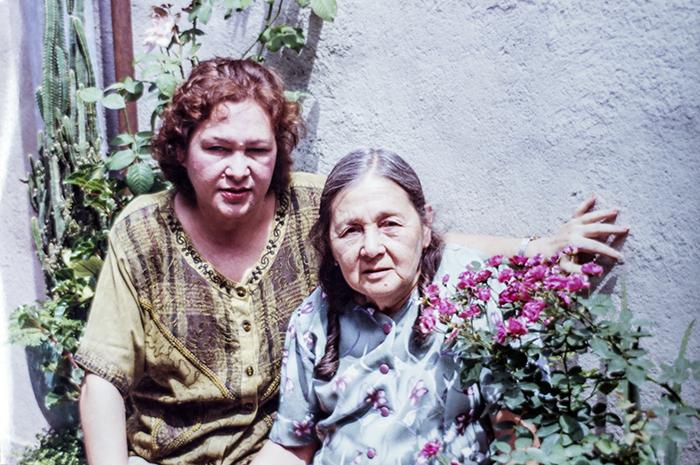 Después que se jubiló se fue a vivir a Estelí para acompañar a su mamá, Olimpia Úbeda, quien tiene 95 años. Oscar Navarrete/ LA PRENSA.