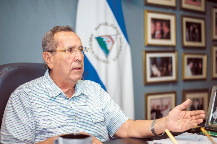 Arnoldo Alemán, presidente de Nicaragua entre 1997 y 2002, es el caso nacional de un exmandatario preso (de 2003 a 2009). LA PRENSA / Óscar Navarrete.
