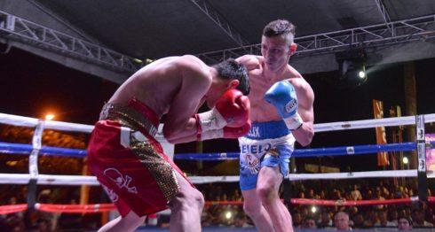 Félix Alvarado primero tendrá que ganar una pelea eliminatoria antes de disputar el título mundial. LA PRENSA/ROBERTO FONSECA