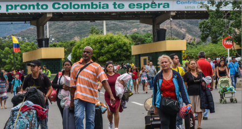 Colombia, Venezuela