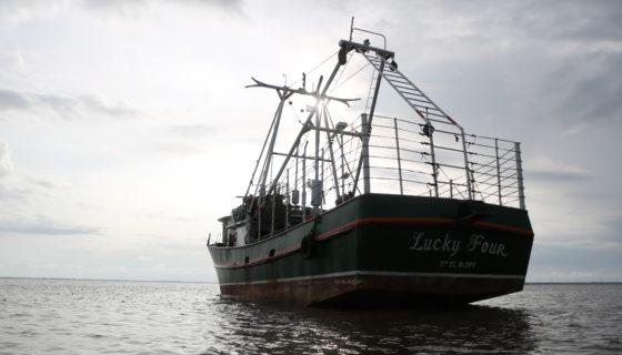 zarpes en el Caribe, fuertes vientos, Fuerza Naval