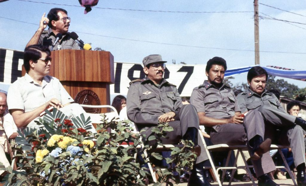 FSLN, Sandinistas, Revolución, 1980,
