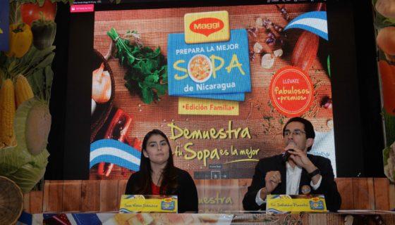 Sopa, Maggi, Nestlé