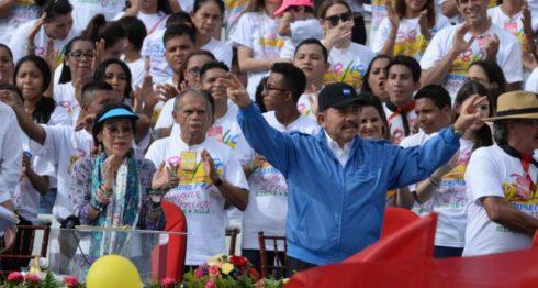 El gobierno de Daniel Ortega y su esposa, Rosario Murillo, reclaman una indemnización a Estados Unidos.