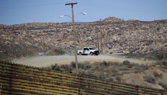 frontera de México a Estados Unidos, inmigrantes