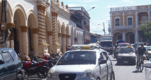 Granada, taxistas, servicio selectivo