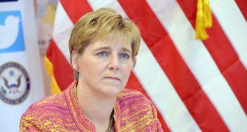 Embajadora de EE.UU.