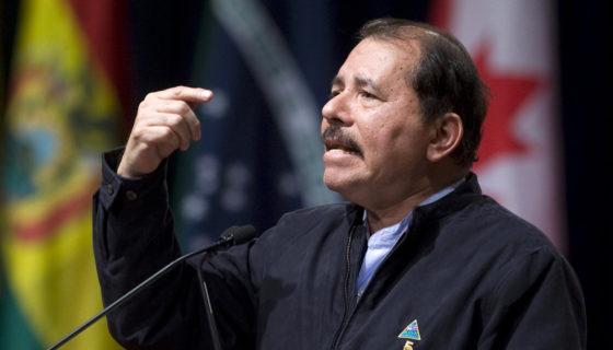 """Ley Magnitsky"", Daniel Ortega"