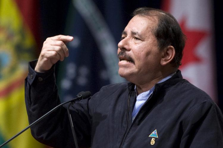 Resultado de imagen de Daniel Ortega Nicaragua imágenes actuales
