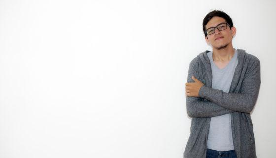 Cairo Júnior Guadamuz, la cara detrás de la cuenta de Twitter Parido Nicaragua. LA PRENSA / Óscar Navarrete.