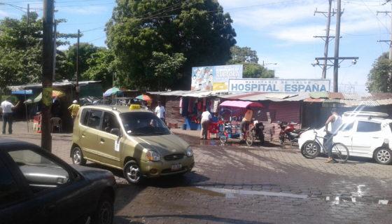 hospital general españa
